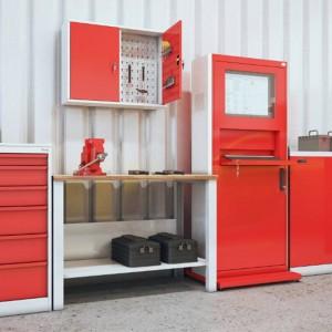 Шкафы для производственных компьютеров