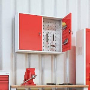 Шкафы настенные для мастерских SZW